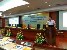 Prateek Hajela, State Coordinator, NRC. Photo: Twitter