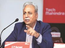 Tech Mahindra CEO and Managing Director C P Gurnani