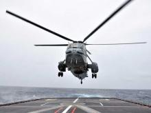 Tata, Adani, Bharat Forge in race for Rs 25,000 crore chopper deal for Navy