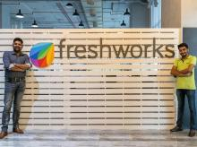 Girish & Shan, founders of Freshworks