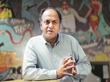 Sanjeev Bikhchandani, founder & Executive vice-Chairman