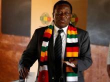 Emmerson Mnangagwa,Zimbabwe elections
