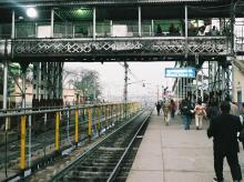 mughalsarai station, deen dayal upadhyay