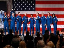 Astronauts, International Space Station