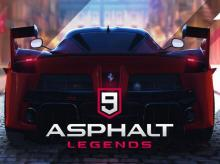 Asphalt 9 Legends, Gameloft