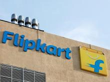 FILE PHOTO: The logo of Flipkart is seen on the company's office in Bengaluru | Photo: Reuters