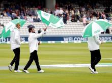 Ind vs Eng 2nd Test Day 1: Rain washes out opening day play at Lords