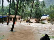 Kodagu, one of the southern districts, is worst-hit by the monsoon rain