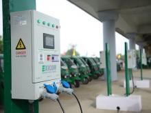 SmartE charging hub