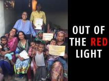Set up by Ruchira Gupta after her documentary on women in Mumbai's red light district won an Emmy, Apne Aap illustrates how empowerment of sex workers is a more effective tool than punishment and protection can ever be