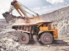 iron ore, mining,