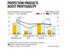 Life insurance players clocking strong growth in protection policies