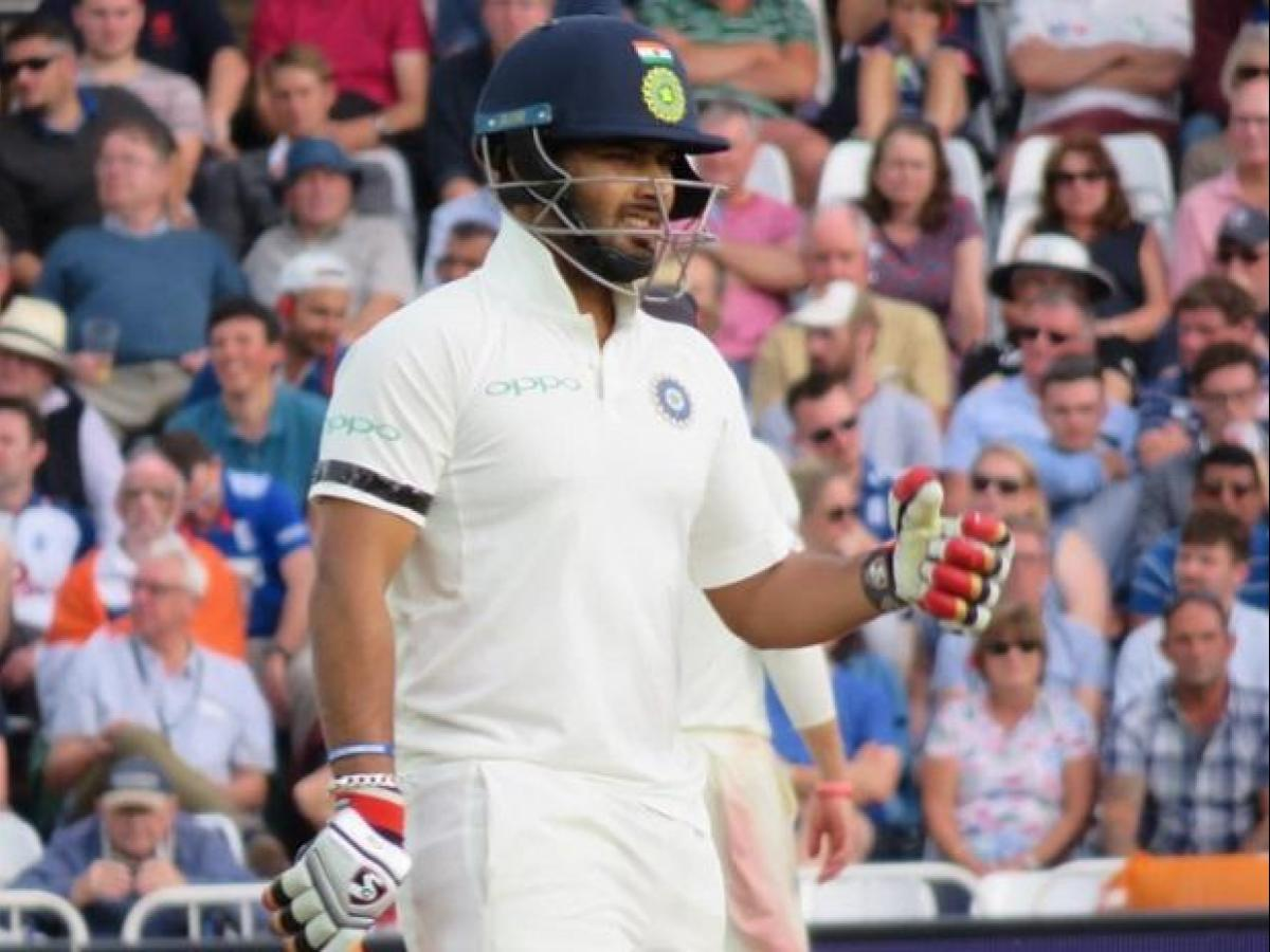 Ever Heard Of A Temporary Captain Rishabh Pant Gives It Back To Tim Paine Business Standard News