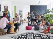 Here's why co-working spaces are the garages of today's entrepreneurs