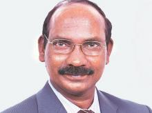 K sivan, Isro chairman