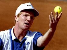 Former World No 1 Jim Courier's best performance at the US Open was a runner-up finish in 1991