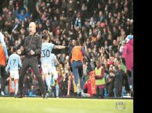 A new documentary series on Manchester City is a striking show of power
