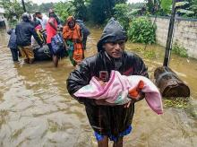 kerala, kerala flood, kerala deluge, flood in kerala, heavy rainfall in kerala, 2018 kerala floods,