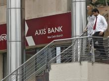 Axis Bank sells 4.95 pc stake in NSDL to HDFC Bank for Rs 163 cr
