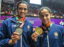 Asian Games 2018, P V Sindhu, Saina Nehwal
