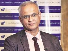 Sunil Subramaniam, Sundaram MF