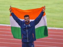 Arpinder singh, asian games
