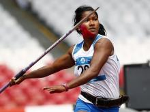 Swapna Barman, asian games