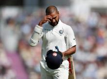Ind vs Eng 4th Test Day 2: Broad gives India double blow; get Dhawan, Rahul