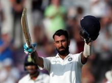 India vs England 2018, Cheteshwar Pujara