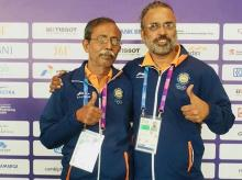 Pranab Bardhan, Shibnath Sarkar, asian games, Bridge,