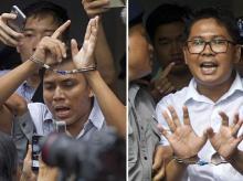Myanmar, journalists