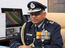 Air Marshal S B Deo, the Vice Chief of the Indian Air Force (Photo: @MIB_India)