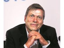 Guenter Butschek, the managing director and chief executive officer at Tata Motors