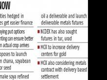 NCDEX plans for commodity derivatives to address NPAs, volatile agri prices
