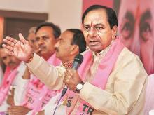 K Chandrasekhar Rao | File photo