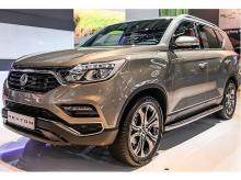 Mahindra XUV700 is based on Ssangyong Rexton G4 (in picture)