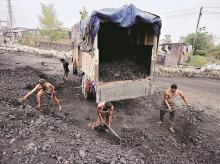 coal, mine