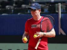 US Davis Cup captain Jim Courier is a strong proponent of the new format
