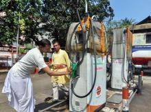 petrol,diesel price