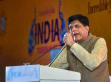 Union Minister for Railway, Coal and Corporate Affair,Piyush Goyal