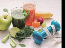 health food, drinks, fitness