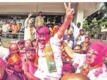 BJP, polls, elections, maharashtra civic poll