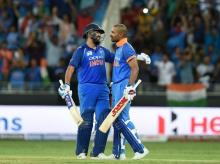 Asia Cup 2018, India vs Pakistan, Rohit Sharma, Shikhar Dhawan