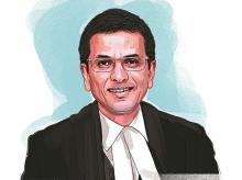 Justice D Y Chandrachud