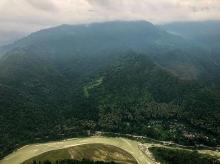 Pakyong Airport in Sikkim