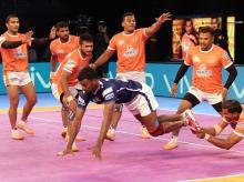 PKL 2018, Puneri Paltan, Pro Kabaddi league
