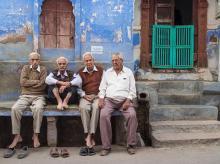 Old people, Old men, elderly men