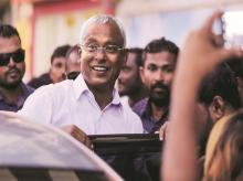 When Ibrahim Mohamed Solih becomes president, a new chapter will begin — for  India