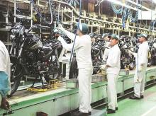 Two-wheelers, two wheelers manufacturing