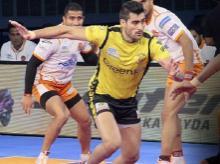 Rahul Choudhary, PKL 2018, telugu titans